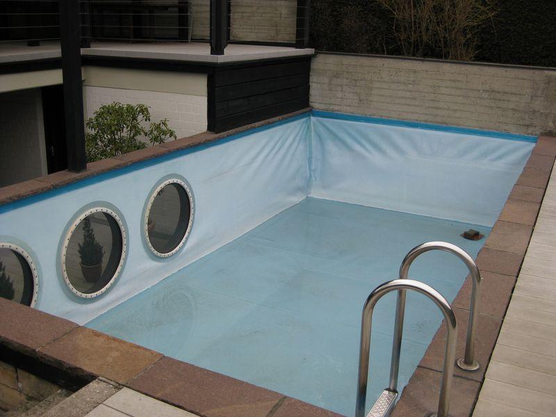 Culligan m nchen for Folienverlegung schwimmbad